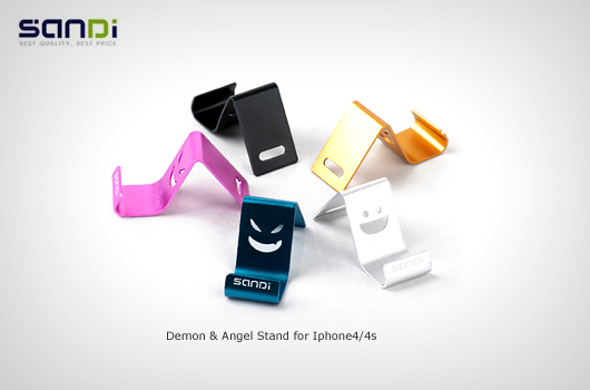 Demon & Angel Stand for iPhone 4/4s