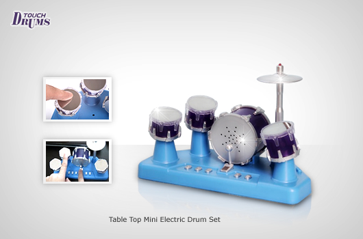 Mini Electric Drum Set