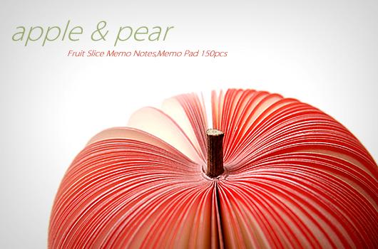 Fruit Slice Memo Notes