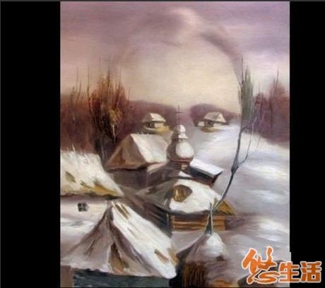 Painting-by-Oleg Shuplyak