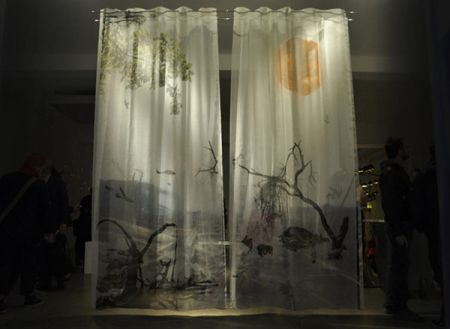 3D Curtains