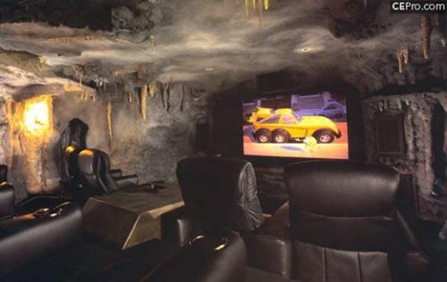bat cave cinema