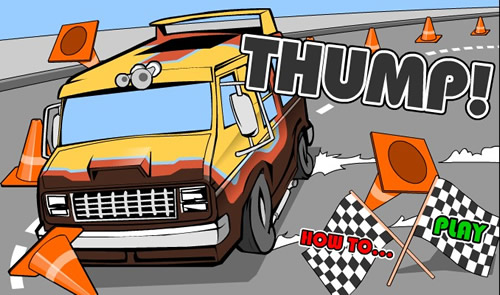 driving game---thump