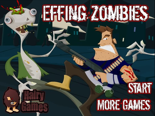 effing zombies