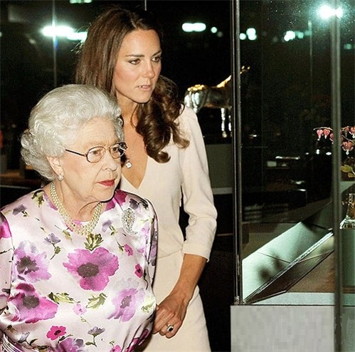 Kate Middleton and Queen Elizabeth are becoming BFF 2