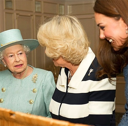 Kate Middleton and Queen Elizabeth are becoming BFF 3