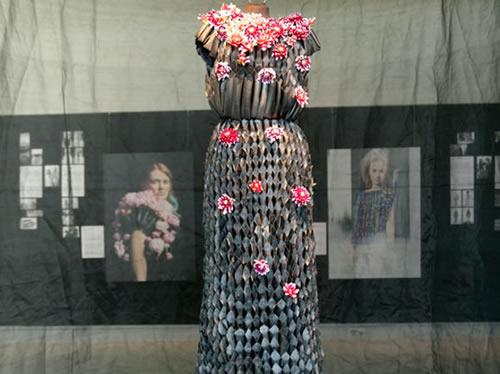 Living Flower Dresses 4