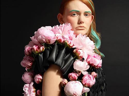 Living Flower Dresses 2