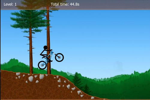 driving game---stickman freeride