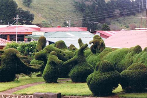 Zarcero Topiary Gardens