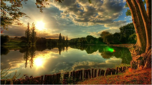 HDR Skies by Tanguy Louvigny