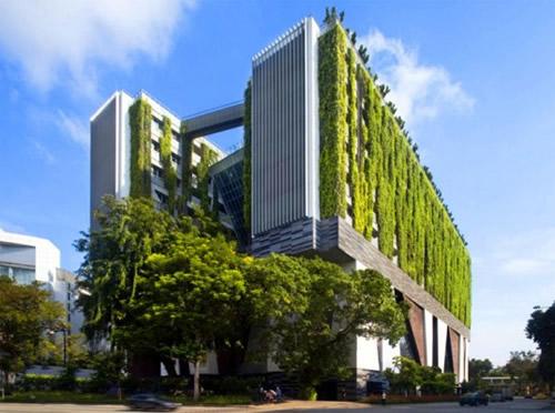WOHA-Singapore-Green-School 1