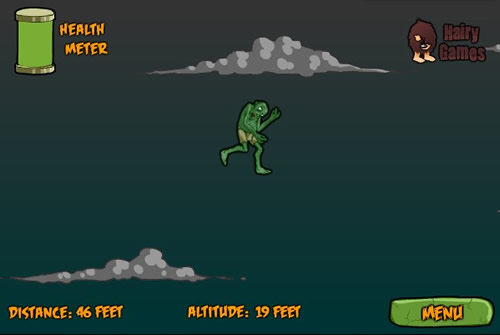 zombies can fly 2